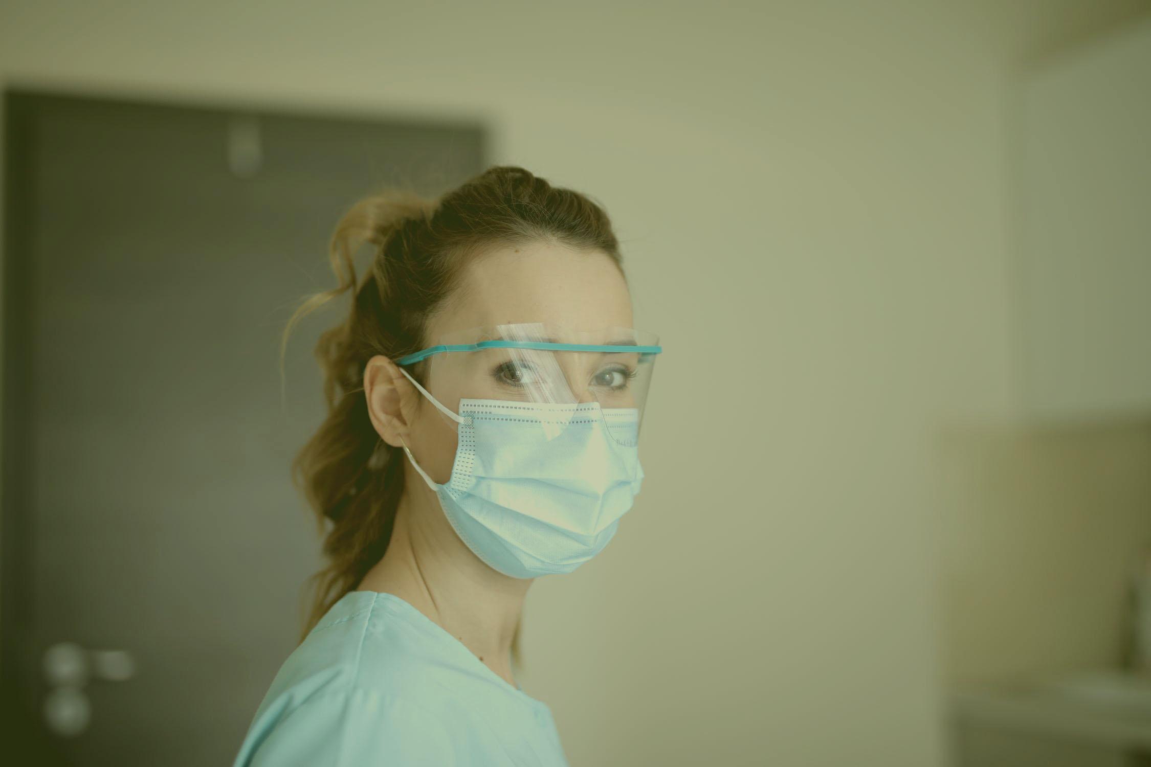 Covid- 19 och hemtandvård